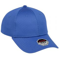 OTTO Flex Stretchable Polyester Pro Mesh Low Profile Style Cap