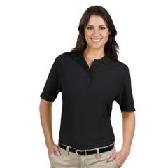 OTTO Ladies' 5.6 oz. Pique Knit Sport Shirts