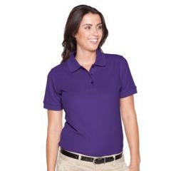 OTTO Ladies' 7.0 oz. Premium Pique Knit Sport Shirts