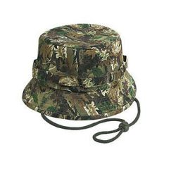 OTTO Camouflage Cotton Twill Bucket Hat (M) (L)