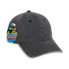 "OTTO ""Otto A-Flex"" Stretchable Garment Washed Denim Low Profile Style Cap"