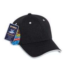 "OTTO ""Otto A-Flex"" Stretchable Polyester Q-Max Cool Mesh Low Profile Style Cap"
