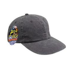 OTTO Flex Stretchable Washed Pigment Dyed Cotton Twill Low Profile Style Cap