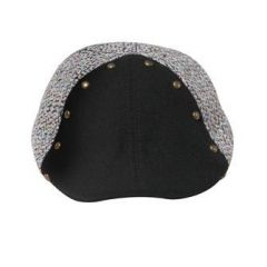 OTTO Wool Front Tweed Back Ivy Cap