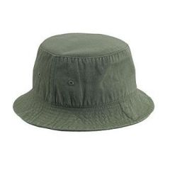 OTTO Garment Washed Cotton Twill Bucket Hat (M) (L)