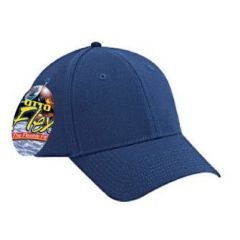 OTTO Flex Stretchable Brushed Bull Denim Low Profile Style Cap