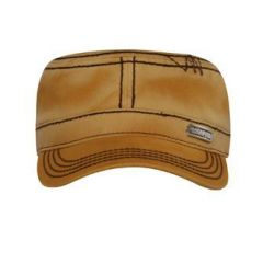 OTTO Contrast Stitching Military Style Cap