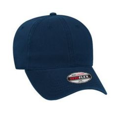 OTTO Flex Stretchable Superior Garment Washed Cotton Twill Low Profile Style Cap