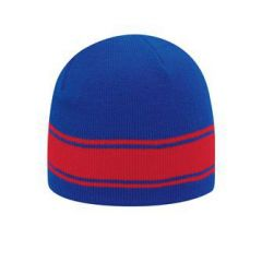 OTTO Acrylic Knit with Stripes Beanies 8